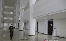 Ruang Isolasi di 903 RS Rujukan COVID-19 Masih Memadai