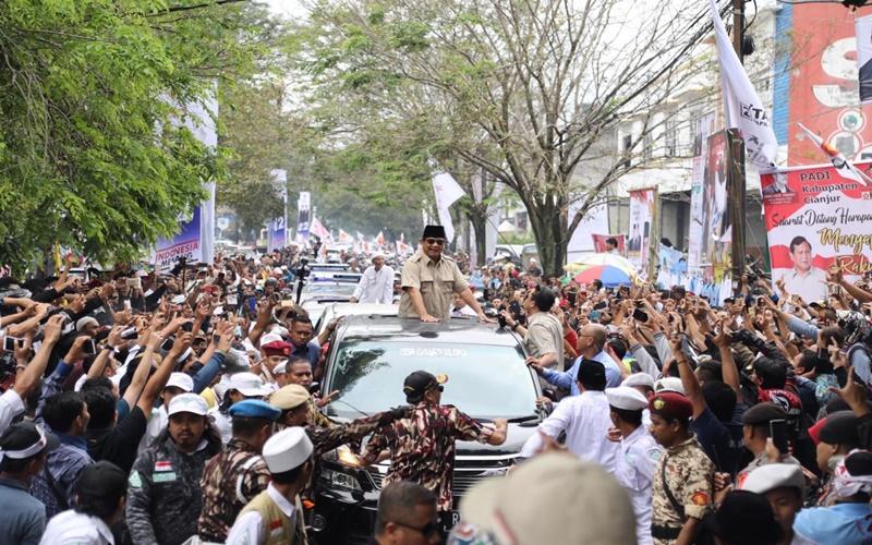 Prabowo Tegaskan Kembali Komitmen untuk Sejahterakan TNI-Polri