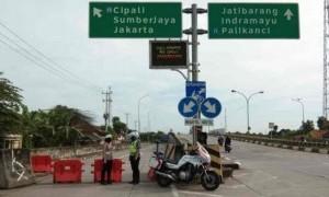 Berikut 116 Titik Penyekatan yang Dipasang untuk Larang Orang Masuk Jakarta