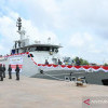 KRI Pollux-935 Kapal Teranyar Buat Perkuat Survei dan Pemetaan Laut