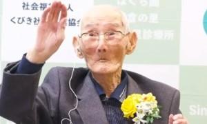 Chitetsu Watanabe, Pria Tertua Di Dunia Membocorkan Rahasia Panjang Umur
