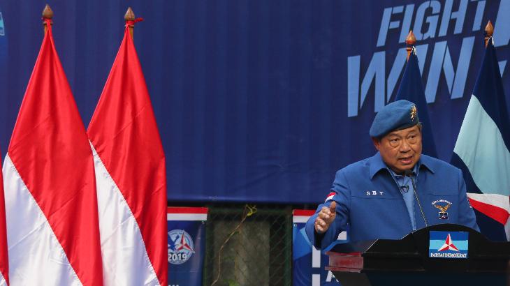Tensi Politik Meningkat, Begini Instruksi SBY Kepada Seluruh Kader Demokrat