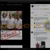 [HOAKS atau FAKTA]: Pentolan KAMI Ditangkap, Gatot Nurmantyo Berada di Luar Negeri