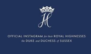 Heboh! Pangeran Harry dan Meghan Markle Buat Akun Instagram Pribadi Bernama SussexRoyal