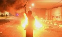 Aksi di Depan DPR, Kericuhan Menjalar ke GBK
