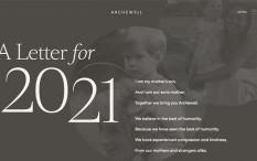 Pangeran Harry dan Meghan Markle Tulis Surat Harapan untuk 2021