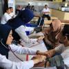 KAI Daop 3 Cirebon Berikan Pelayanan Kesehatan Gratis untuk Penumpang
