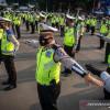 3.385 Personel Gabungan Amankan Demo Tolak PPKM di Jakarta