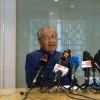 Mahathir Dirikan Partai Lagi