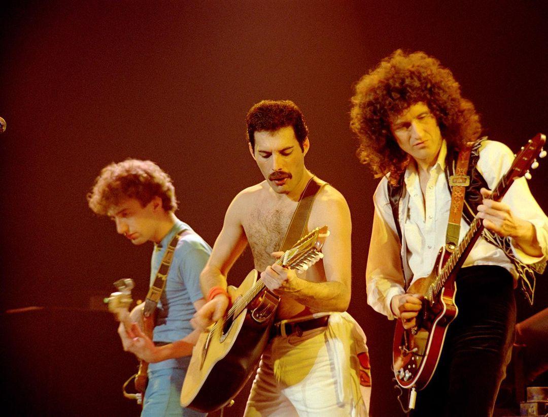 The Queen Lewat Lagu 'Bohemian Rhapsody' Raih Sertifikasi Berlian