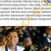 [HOAKS atau FAKTA]: Kartel Narkoba Lolos, Presiden Duterte Peringatkan Jokowi