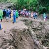 Hari Pertama Lebaran, Lima Kabupaten di 4 Provinsi Dihantam Banjir dan Longsor