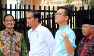 Jawaban Tegas Gibran Ditanya Pilih Jokowi atau Prabowo