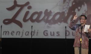 Ma'ruf Amin Bocorkan Pilihan Politik Mahfud MD
