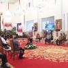Demokrat: Istana Beralih Fungsi Jadi Markas Paguyuban Parpol Pro Jokowi
