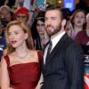 Scarlett Johansson dan Chris Evans Kembali Dipertemukan di 'Ghosted'