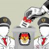 77 Persen Paslon Pilkada Memilih Kampanye Tatap Muka