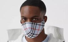 Burberry Masker Antimicrobial, Bisakah Lindungi Kamu dari Virus Corona