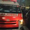 Keluarga Ini Nekat Menumpang Ambulans Demi Bisa Mudik