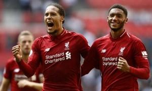 Virgil Van Dijk, Benteng dalam Permainan Catur Liverpool