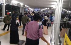 PSBB Jakarta Kembali ke Awal, Perjalanan Kereta Api Diperketat