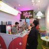 Resmikan Pos Bloc Pasar Baru, Menteri BUMN Sambangi Restoran Prilly Latuconsina