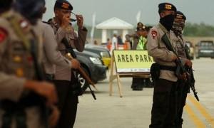 Tiga Pilar Kota Tangerang Tingkatkan Patroli Keamanan