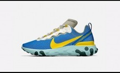 Mengintip Sneakers Terbaru dari Nike, React Element 55 By You