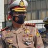 Puluhan Sepeda Motor Pedemo di Kawasan Monas Diangkut Polisi