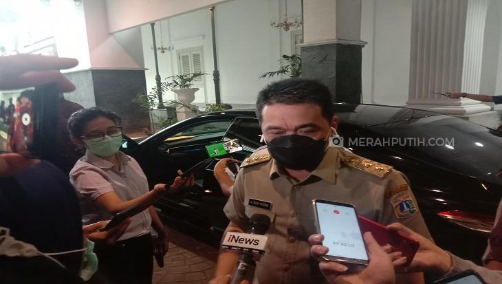 Wagub DKI Tegaskan Pembukaan Sekolah Tatap Muka Dilakukan Bertahap