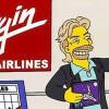 Lagi, 'The Simpsons' sudah Prediksi Perjalanan Richard Branson ke Luar Angkasa