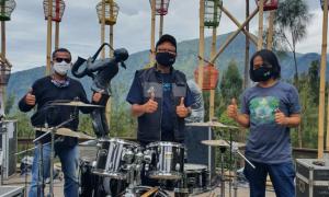 Jazz Gunung Bromo 2021 Digelar dengan Protokol Kesehatan Ketat