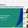 Pintek Gandeng Pusdatin Kemendikbud dan DUGI Dorong Literasi Digital
