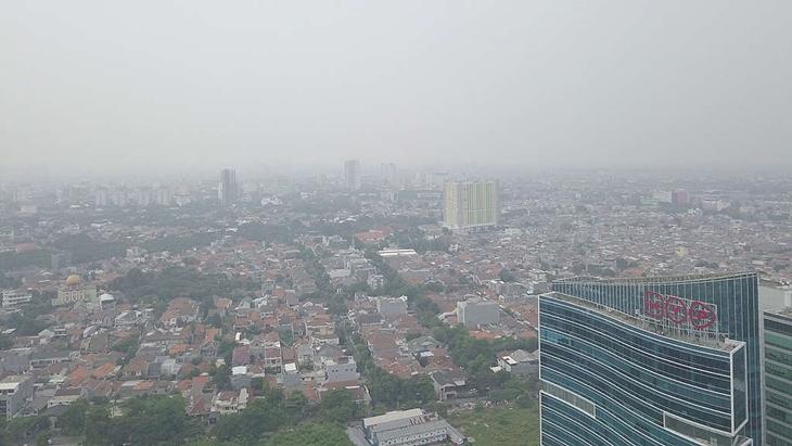 Cemari Udara, 25 Kegiatan Industri Rumahan Kena Tegur Pemprov DKI