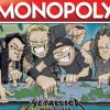 Metallica Kembali Hadir dalam Monopoly Versi 'World Tour Edition'