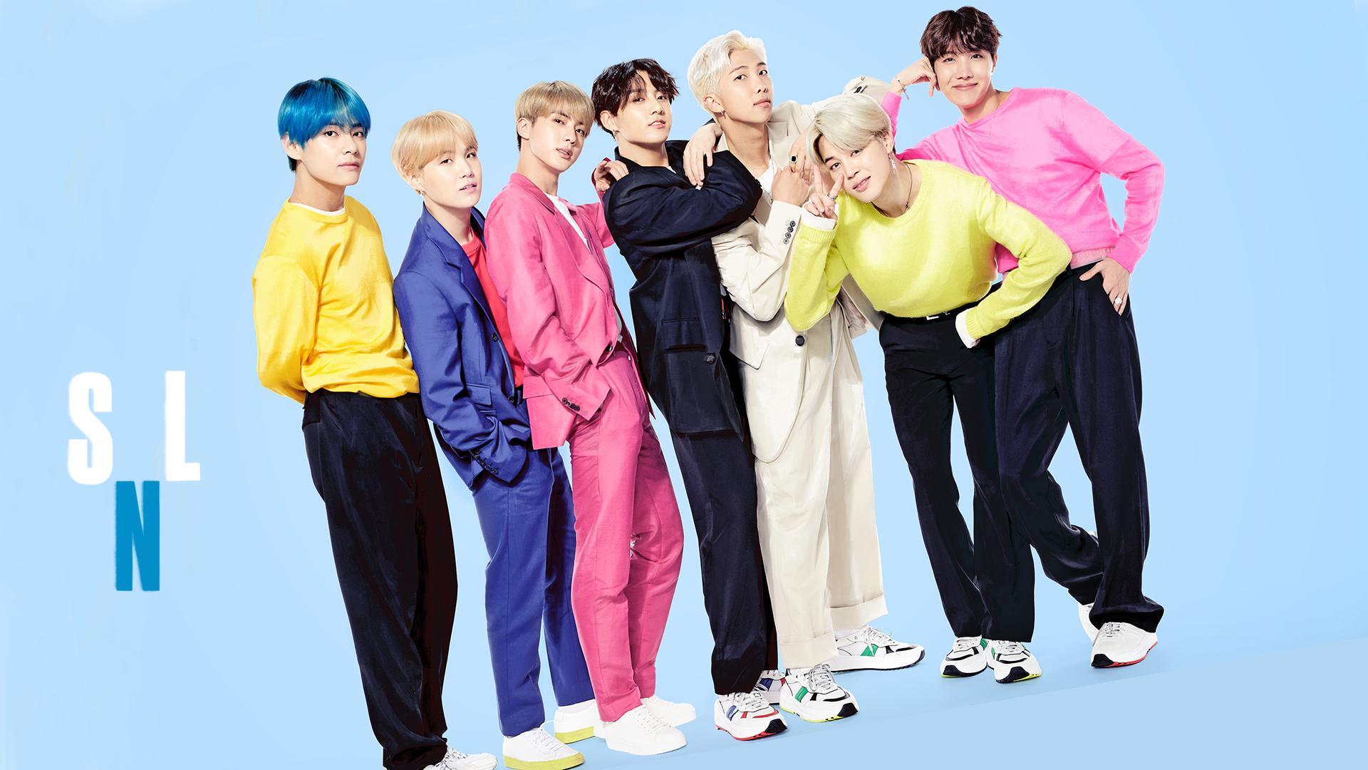 Mencetak Rekor di Youtube, BTS Jadi Grup K-Pop Pertama yang Tampil di Saturday Night Live