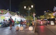 Pemkot Yogyakarta Liburkan PKL Malioboro