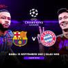 Fakta Menarik Jelang Duel Barcelona Vs Bayern Munchen