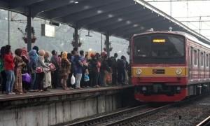 KCI Bantah Gratiskan Tiket Commuterline