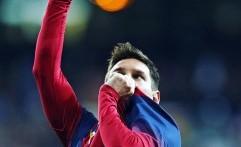 Messi Catat Gol ke-500 untuk Barcelona di Laga El Clasico