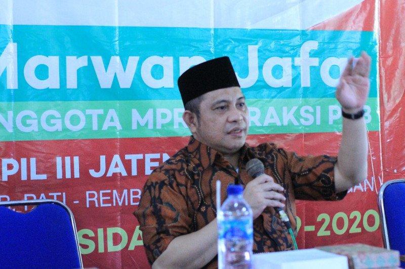 Politisi PKB Marwan Jafar. (Foto: Antara)