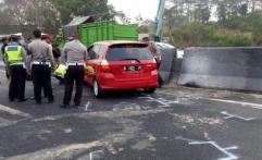 CCTV Mati, Detik-Detik Kecelakaan Maut KM 91 Tol Cipularang Tak Terekam
