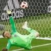 Ajaib, Inggris Lolos ke Perempat Final Piala Dunia 2018 Lewat Drama Adu Penalti