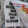 Setelah Mural, Kini Muncul Selebaran Keluhan PPKM di Solo
