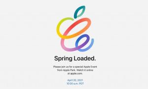 Apple Gelar Acara 20 April, Rilis Apa?
