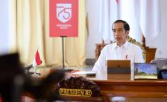 Jokowi Tekan Inpres 6/2020, Pelanggar Protokol Kesehatan Siap-Siap Kena Sanksi