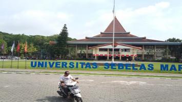 Usai Dosen, Pegawai LPPM UNS Surakarta Juga Meninggal Positif COVID-19