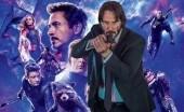 John Wick Geser Dominasi Avengers: Endgame di Box Office AS