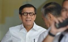 Menkumham Bantah Pemerintah Lemahkan KPK Melalui Revisi UU KPK
