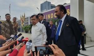 JK Sebut Indonesia Butuh Akan Oposisi
